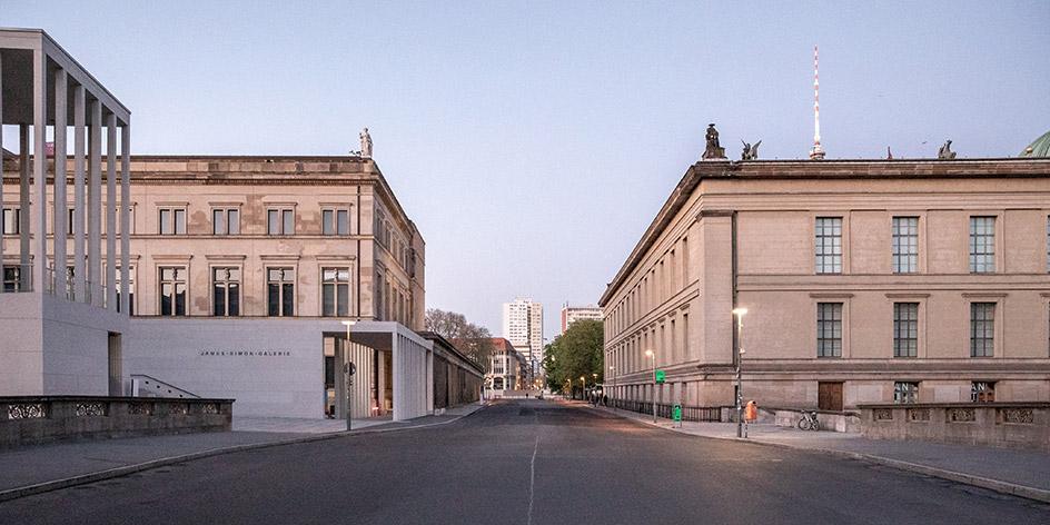 Berlin, Lockdown 2020. Photo: Lars Wiedemann