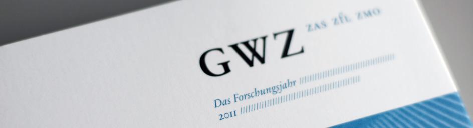 GWZ Jahresbericht 2011– Titelseite, Foto: Alexander Rutz